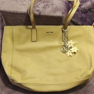 3/$40 Nine West Large Tote Bag